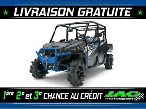 2018 Polaris Ranger Crew XP 1000 EPS High Lifter Edition Défiez
