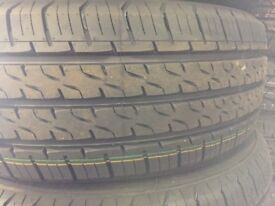 Pair of Brand New Tyres 235/65R16C