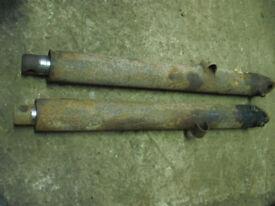 David Brown Loader Hydraulic Rams