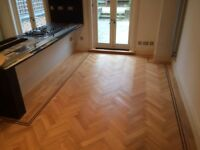 Laminate, engineered and solid wood floors fitting, laying