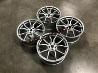 "18 19"" Inch ford focus RS mk3 style wheels mondeo connect van volvo models 5x108"