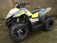 Kids quad Polaris outlaw