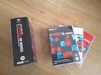 The Complete Murder in Mind, BBC DVD