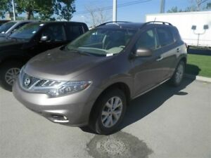 2012 Nissan Murano SL | AWD | Leather | Sunroof |