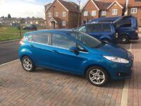 Ford Fiesta eco boost 1.0