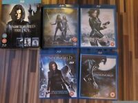 BLU RAY UNDERWORLD BOX SET