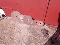 circular sqw blades