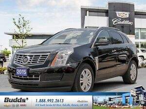 2016 Cadillac SRX Luxury Collection 0.9% for up to 24 months...