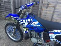 Yamaha yz 250 2009 road legal not cr crf yzf ktm kxf sx kx rmz rm