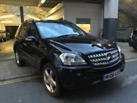 Mercedes-Benz ML320 CDI Sport 7G Automatic 5dr