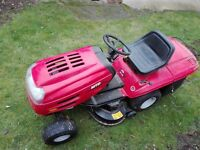 Ride on lawnmower MTD JE/130 Briggs and Stratton 13hp - For repair or parts