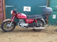 1983 Honda CD125 Benley