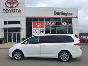 2014 Toyota Sienna XLE, LOADED !!