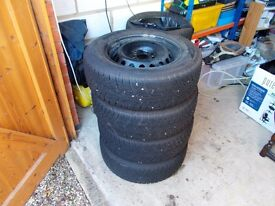 Winter tyres for Nissan Qashqai