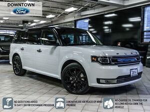 2016 Ford Flex Limited, 7 passenger, Moonroof, Navigation with S