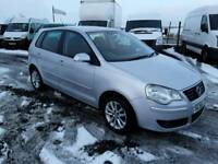 VW Polo S55 2007, 1.2, Full service history, long MOT, cheap insurance.