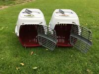 Cat Carrier £10 for both / £5 each