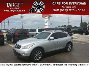 2010 Infiniti EX35 Loaded  *** Holidays Target Auto Specials ***