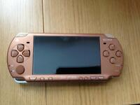 psp 2000 bronze limited edition (new)