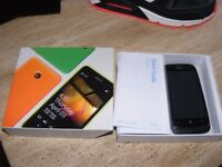 NOKIA LUMIA 635 WITH BOX NEVER BEEN USED