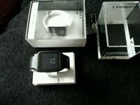 Sony smartwatch 3 and New white strap