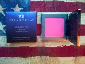 Urban Decay Afterglow 8 hour Powder Blush in 'Crush'