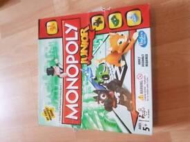 X2 childrens monoply