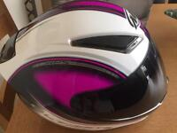 Ladies mt revenge Motor Bike Helmet