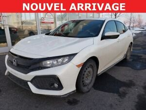2017 Honda Civic Sport Manuel HATCHBACK Jamais accidenté
