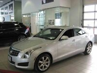 2014 CADILLAC ATS Sedan AWD Turbo Luxury*0,9%*