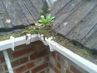 Gutter Cleaning repair or replacement