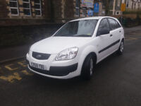2009(59)KIA RIO 1.4 WHITE,VERY LOW MILES,VERY CLEAN CAR,GREAT VALUE