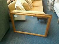 Pine Mirror #27805 £20