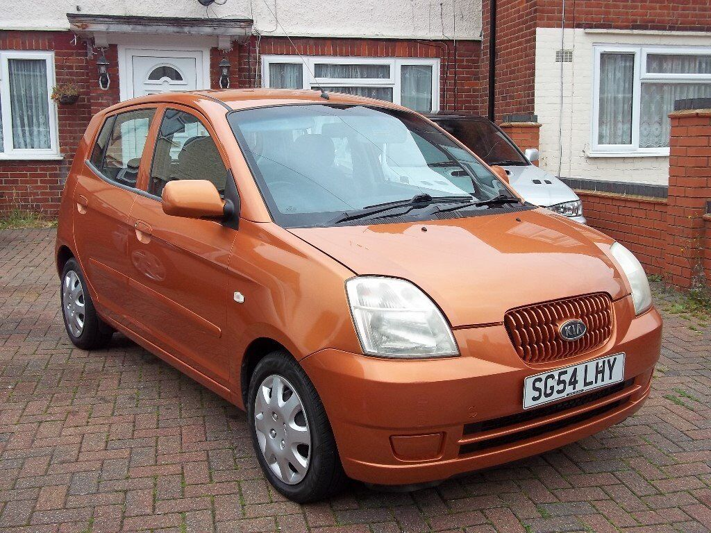 KIA PICANTO 1.1 LX power steering air conditioning