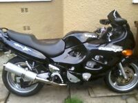 Suzuki gsxf 600