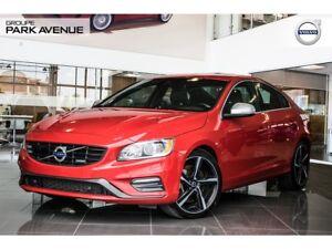2015 Volvo S60 T6 R-Design Polestar *Certifié*