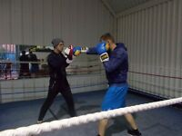 BBBoC and ABA Personal Boxing Trainer