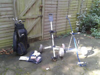 Golf Set Bags , Clubs, Trolleys, Balls and lots more ~~FREE LOCAL DELIVERY~~