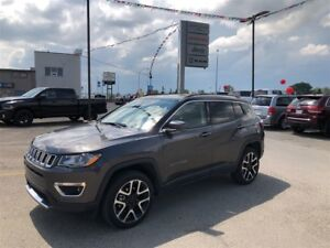 2017 Jeep Compass Apple Car Play   Navagation   Jeep   New Compa