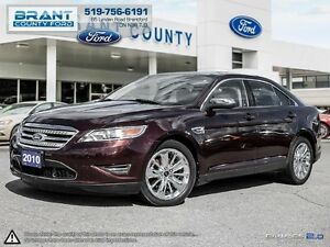 2010 Ford Taurus Limited - LEATHER, CLEAN CARPROOF!