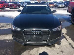 Audi A5 Décapotable 2 portes boîte automatique Premium
