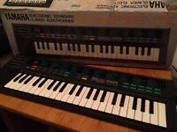 Retro Yamaha Keyboard