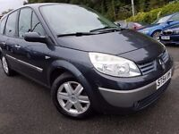 Renault Grand Scenic 1.9 dCi Dynamique MOT SEP 17++FSH+9 STAMPS+3 MONTH WARRANTY INCLUDED
