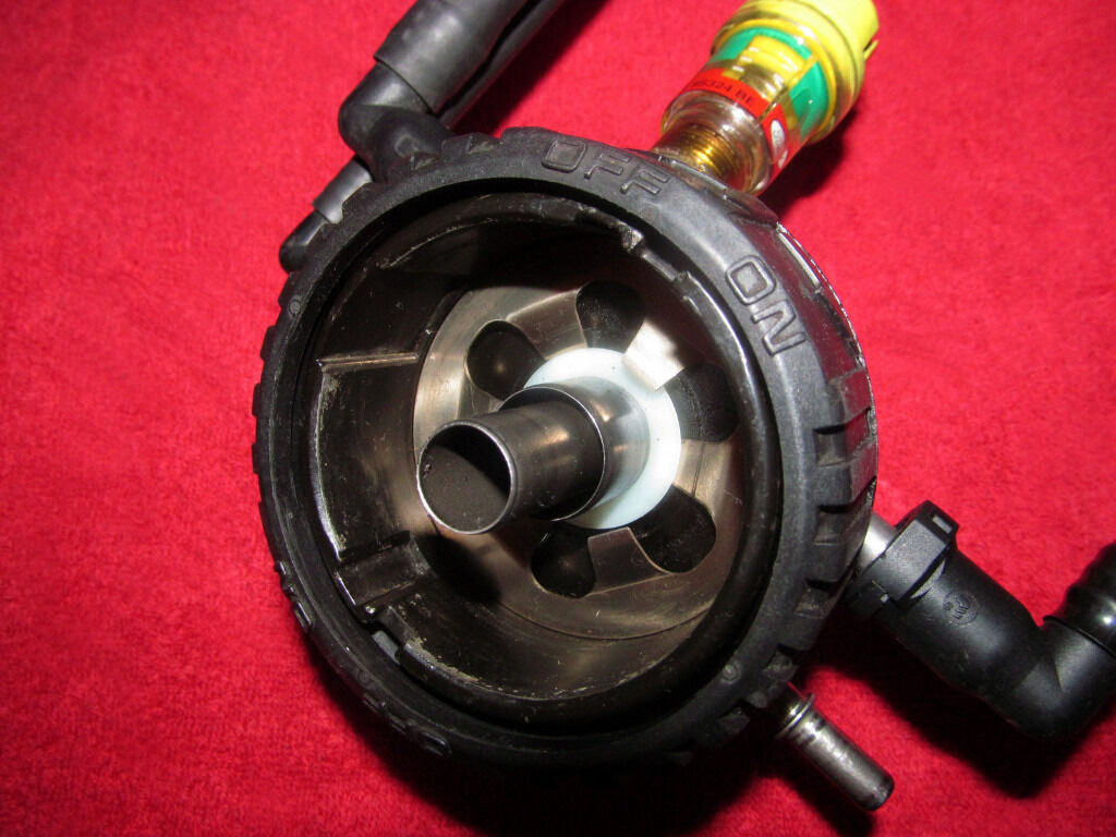 Ford Fuel Filter Cover Wiring Library 06 Mustang Location Transit Mk6 00 Housing Yc1t 95324 Be Oe