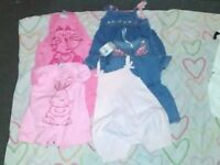 Baby Girl Clothes - Bundle for sale