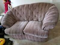 Love seat 2 seater sofa