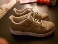 Nike air force trainers
