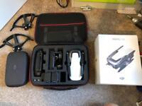 DJI Mavic air drone with extras