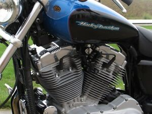 2004 harley-davidson XL883C Custom   Stage 1 Exhaust and Progres London Ontario image 16