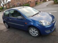 Ford Fiesta 1.25 Style Climate 2008, full year MOT, just serviced